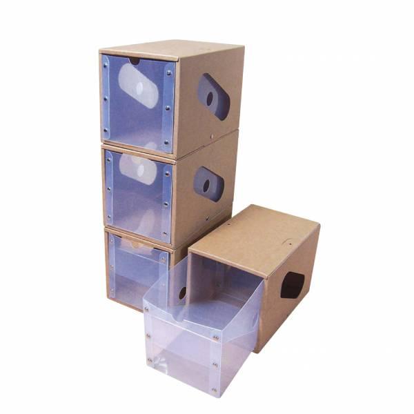 多用途收納盒M-4入