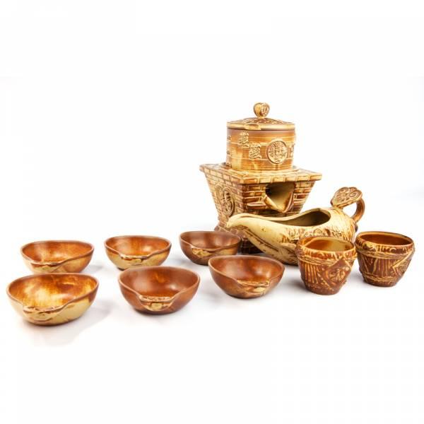 書香世家 蒸好前途 開運創意自動茶具組 茶杯,茶具,茶海,泡茶,茶葉