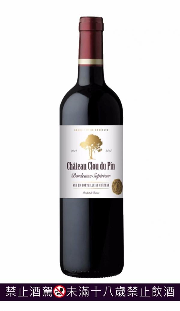 德賓城堡(超級波爾多)  CHATEAU CLOU DU PIN 2014 葡萄酒,紅酒,波爾多,sauternes,貴腐,法國,級數,甜白酒,頂級,白酒
