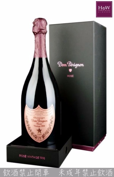 粉紅香檳王Dom Perignon Rose 2003 (WS96) 粉紅,香檳王,2003,粉紅香檳王,DomPerignon,Rose,香檳,法國,