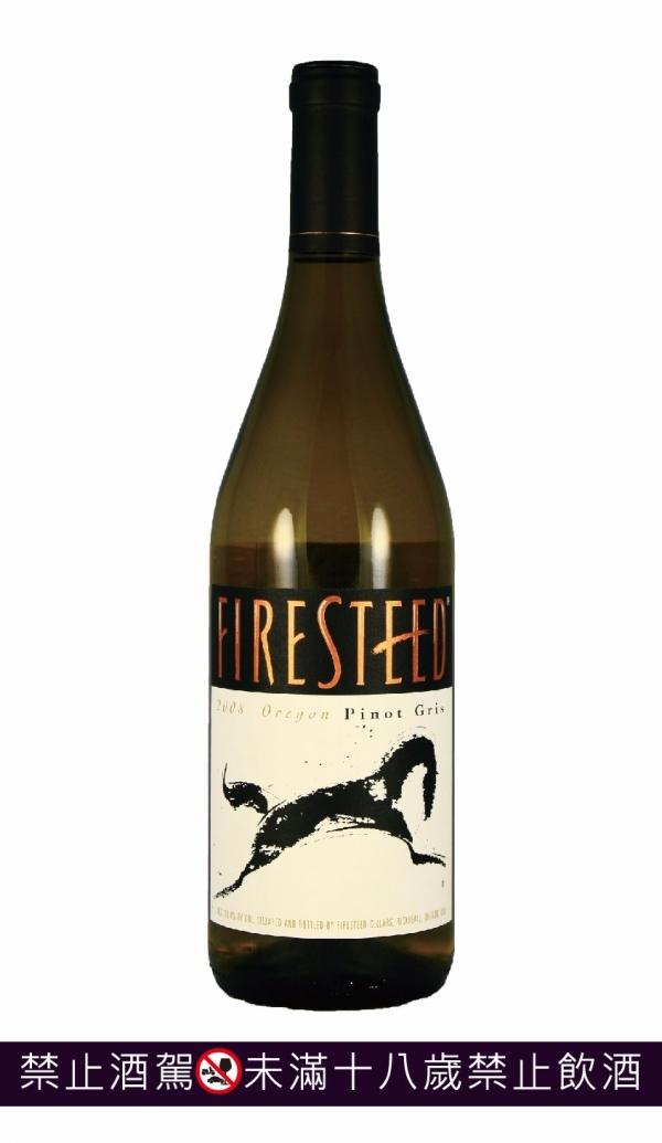美國 Firesteed 神馬酒莊 精選灰皮諾 2012 葡萄酒,紅酒,白酒,美國,品酒會,皮諾,夏多內, chardonnay,神馬
