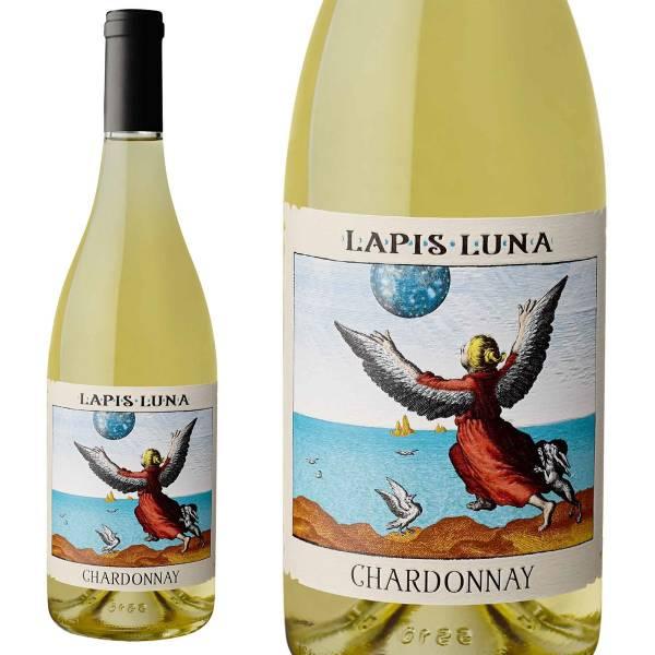 LAPIS LUNA 藍月酒莊 2018 Chardonnay 知往鍳今 夏多內白葡萄酒 LAPIS,LUNA,加州,藍月,酒莊,SauvignonBlanc,2019,知足常樂,白蘇維翁葡萄酒