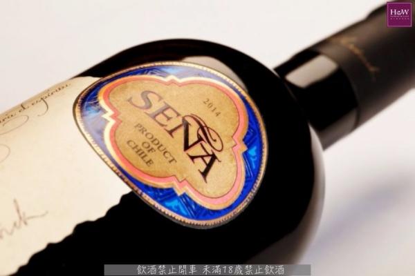 智利酒王 SENA 2014(JS97)  Sena,智利酒王,2014,智利10大,葡萄酒,頂級酒