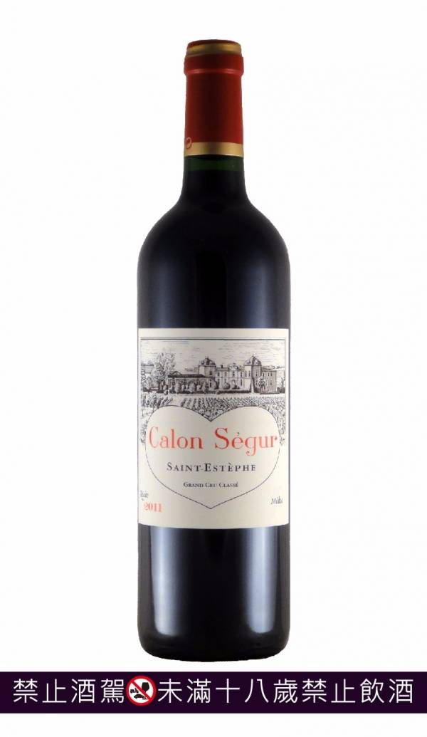 Ch. Calon Segur 1.5L 卡隆色谷城堡 1999 Calon Segur,葡萄酒,紅酒,級數酒,波爾多,品酒會, cabernet,卡本內,法國