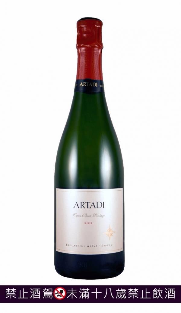 西班牙 Artadi 卡瓦氣泡酒 2013 ARTADI,西班牙,CAVA,葡萄酒,紅酒,白酒,西班牙,汽泡酒,品酒會,黑皮諾,夏多內