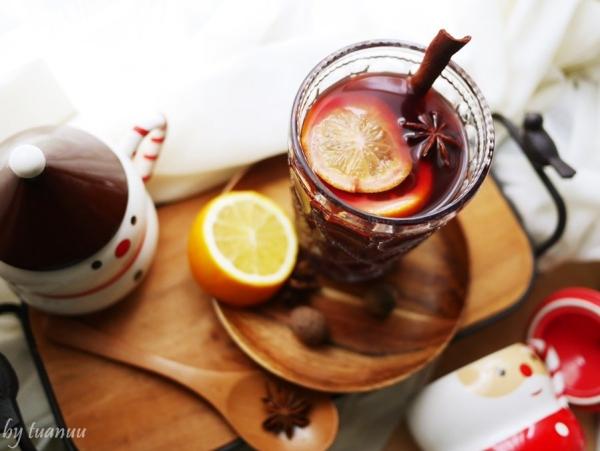 熱紅酒香料小禮盒(內涵3份香料包) 熱紅酒香料包,熱紅酒,HoWINE,北歐,Mulled Wine,