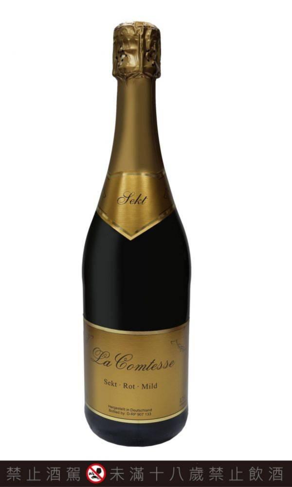 德國康蒂囍紅葡萄甜氣泡酒JOSEF DRATHEN Sparkling Red-Sweet/La Comtess  JOSEF DRATHEN,葡萄酒,德國甜白酒,josef drathen,KABINETT