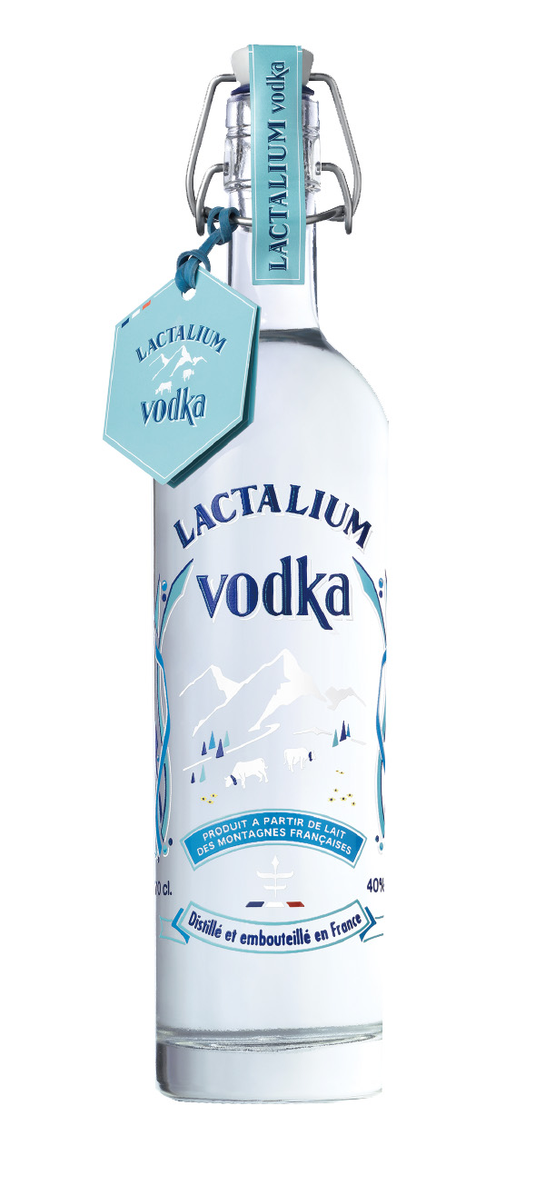 LACTALIUM VODKA 雷克多伏特加