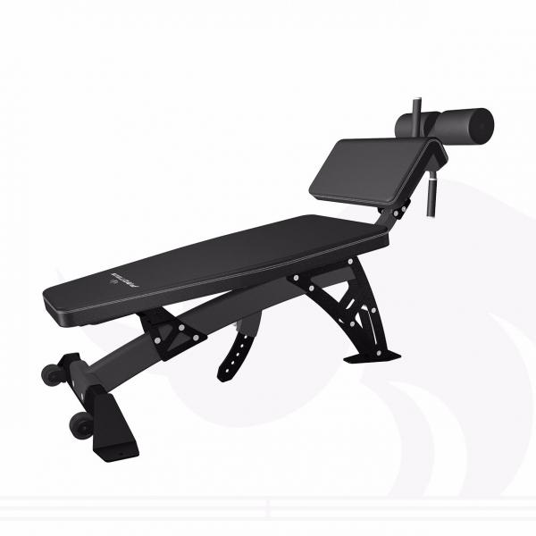 可調式腹部訓練椅  karmox,珂瑪,仰臥起坐,仰臥椅,腹部訓練,商用