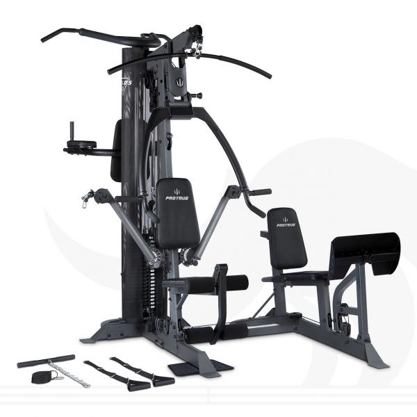 TALOS 5 多功能重量訓練機 (全配) karmox,珂瑪,重量訓練,重訓,homegym