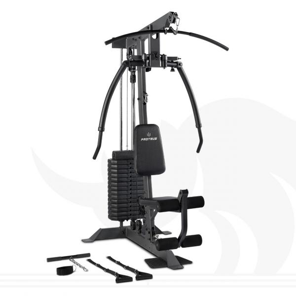 TALOS 4 多功能重量訓練機 karmox,珂瑪,重量訓練,重訓,homegym