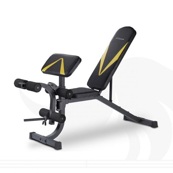 多功能重訓椅 karmox,珂瑪,訓練椅,啞鈴,w鈴,家用