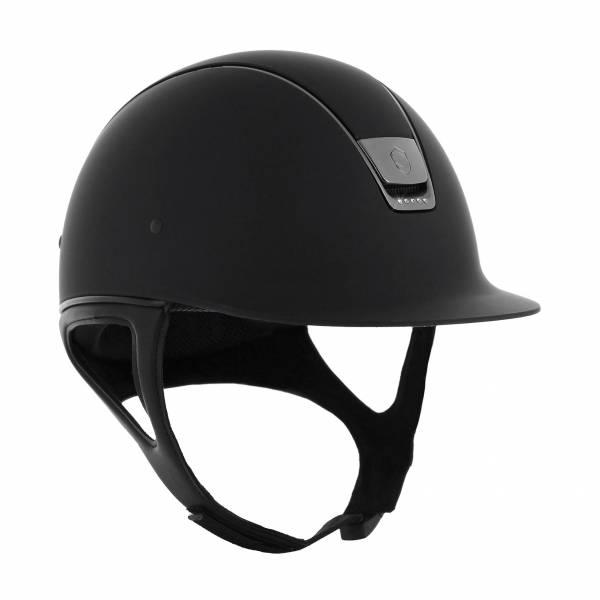 SAMSHIELD 基本款騎士帽 (霧黑/5鑽/S/M/L) 不含帽襯,需另外加購
