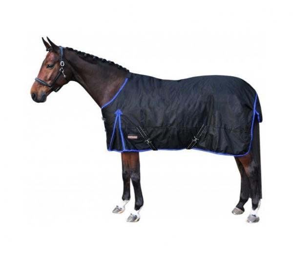 防風保暖厚馬衣 (黑色)