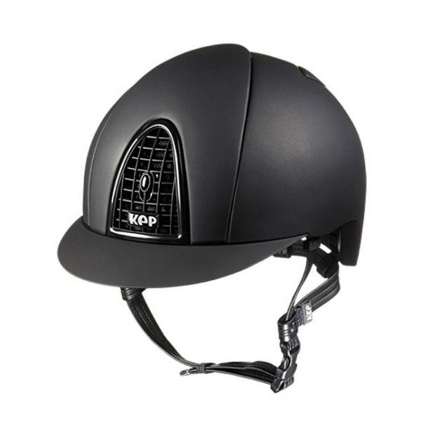 KEP 透氣騎士帽 (霧面黑/黑框/L/59/60/61/62)