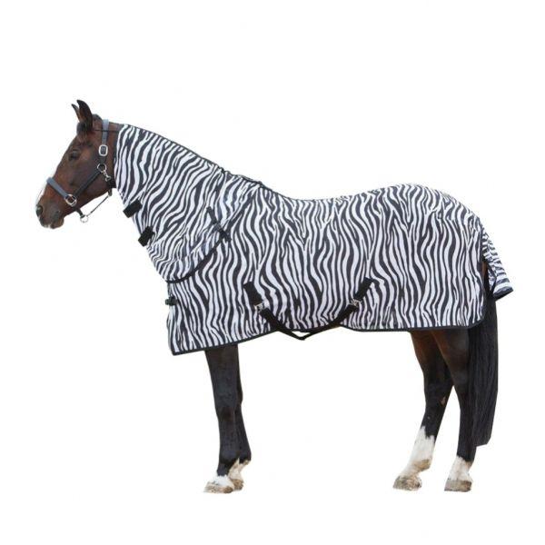 防蟲連頸馬衣 (斑馬紋/145cm)