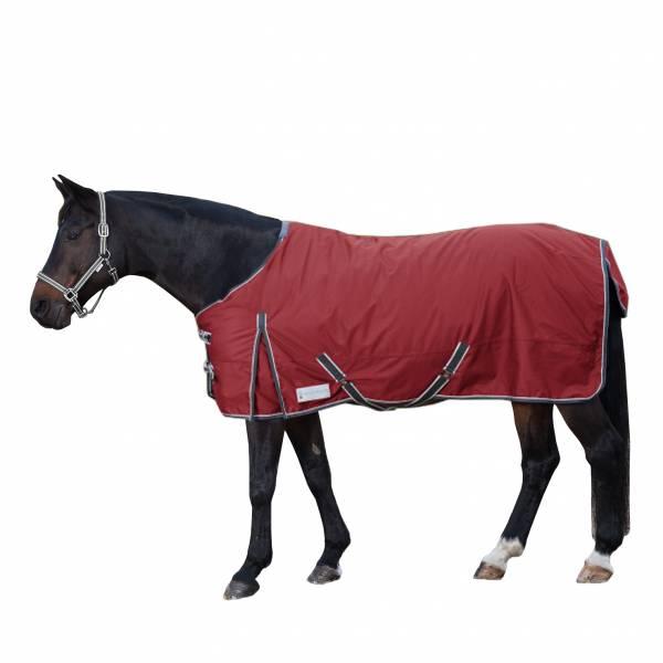 保暖防風馬衣 (薄款/紅色/145cm/155cm)