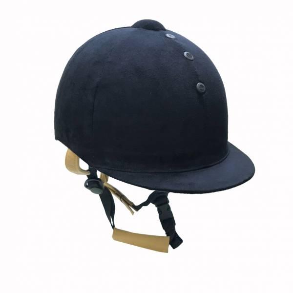 透氣騎士帽 (深藍色/57/58/59)