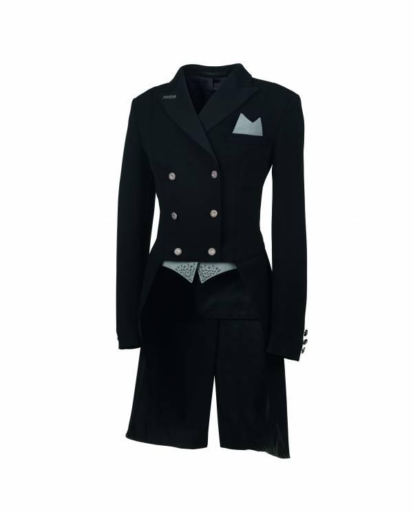 PIKEUR 女用馬場馬術禮服 (2色可選/附3色領巾替換/預購)