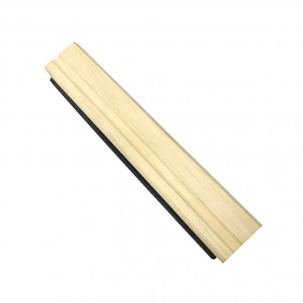 木柄鋸齒打薄刷