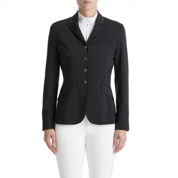 VESTRUM 女用比賽西裝外套 (黑色/EU34-38)