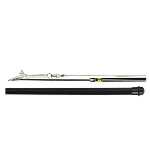 輕量型調教鞭 (玻璃纖維/皮質尾杖/220cm)