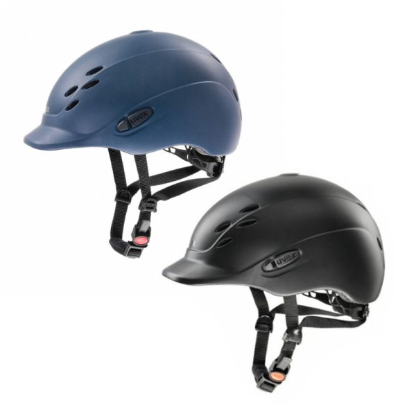 UVEX 兒童透氣騎士帽 (2色可選/49-54cm)