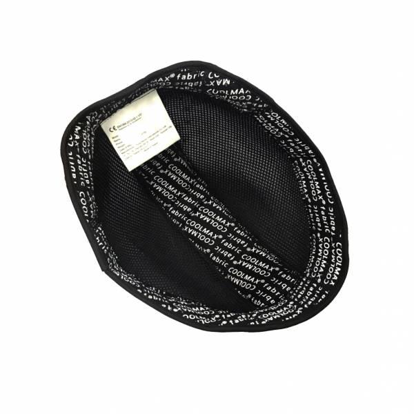 EQUITEC  透氣騎士帽專用帽襯 (黑色/S/M/L)