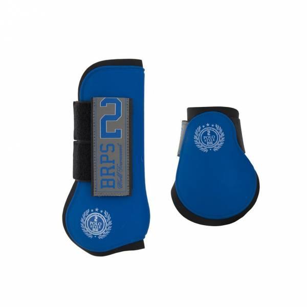 障礙護具 (FULL/前後腿/藍色)