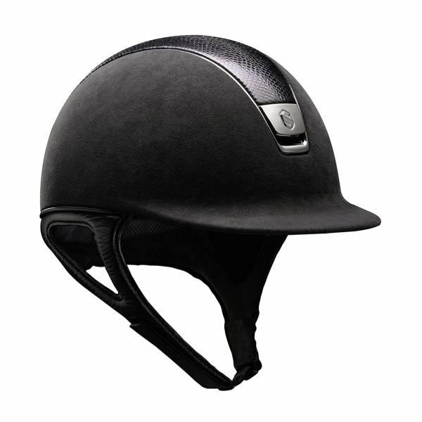 SAMSHIELD 訂製款騎士帽 (蜥蜴皮帽頂/L/贈背袋) 不含帽襯,需另外加購