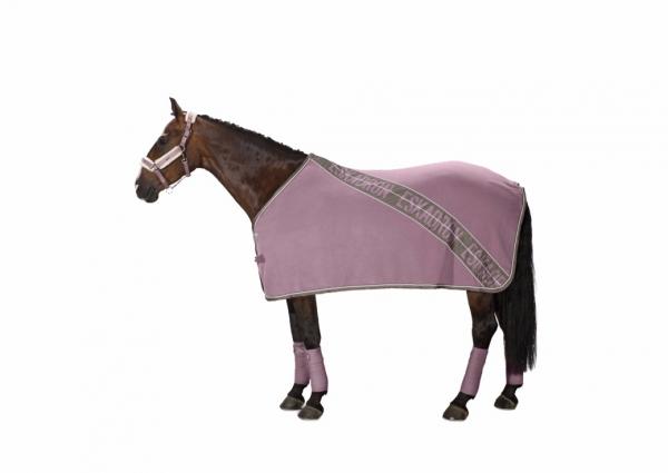 ESKADRON 刷毛馬衣 (粉藕色/XL)