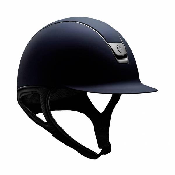 SAMSHIELD 基本款騎士帽 (霧深藍/L) 不含帽襯,需另外加購