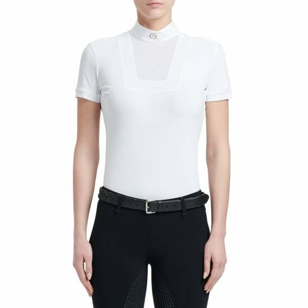 VESTRUM 女用比賽衫 (白色/S/M)