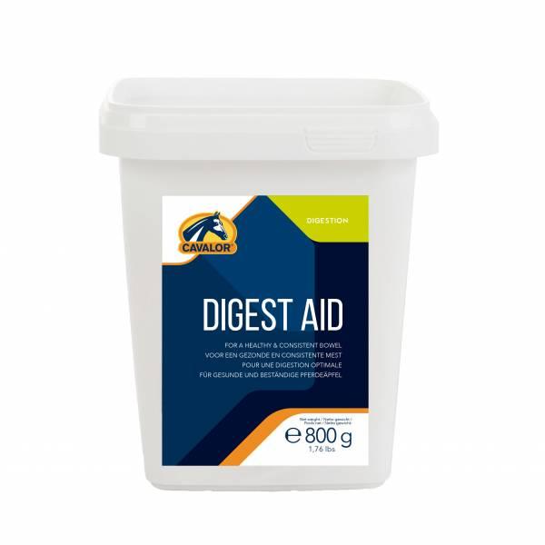 CAVALOR 馬用消化機能調理食品 (800g/罐裝) DIGEST, CAVALOR 馬用消化系統輔助營養食品