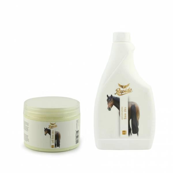 馬用氣味中和塗抹膏/噴劑 (防蟲/500ml)