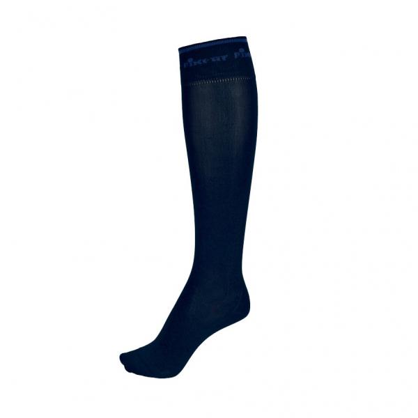 PIKEUR 騎馬長筒襪 (深藍色/35-37/41-43)