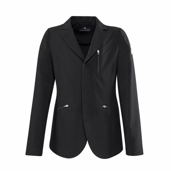 EQUILINE 童用比賽西裝外套 (黑色/158-170cm)