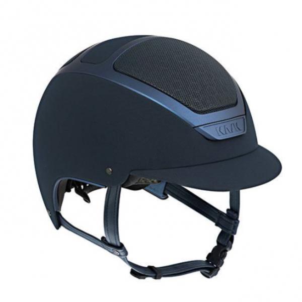 KASK 透氣騎士帽 (藍色/霧藍框/M/57/58/59)