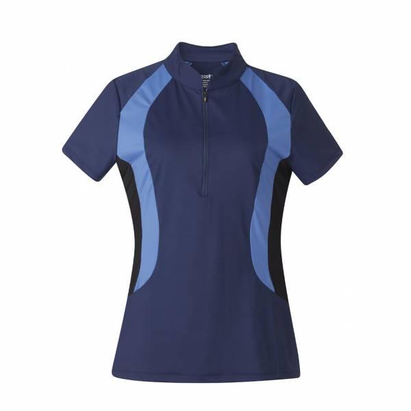 KERRITS 女用短袖衫 (靛藍色/S)