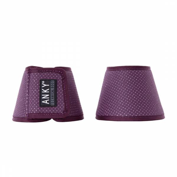 ANKY 馬蹄護具 (一對/紫色/XL)
