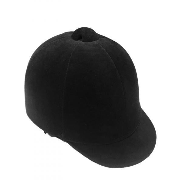 EQUITEC 傳統騎士帽 (黑色)