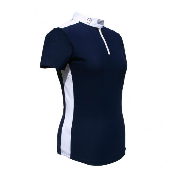 VESTRUM 女用比賽衫 (深藍色/M)