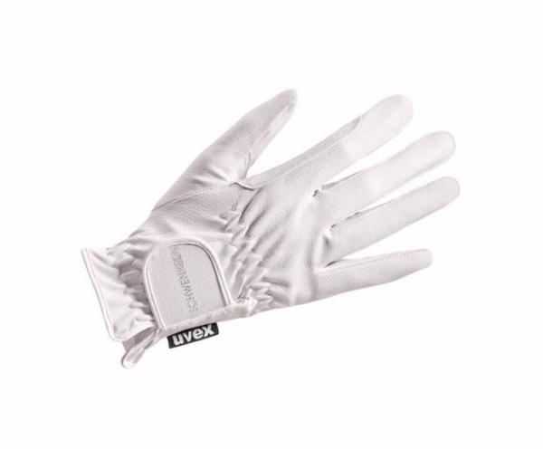 UVEX PU騎馬手套 (白色, 尺寸5~9)