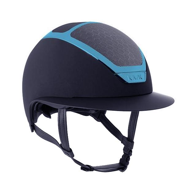 KASK 透氣騎士帽 (藍色/淺藍色漆面框/S/55/56)