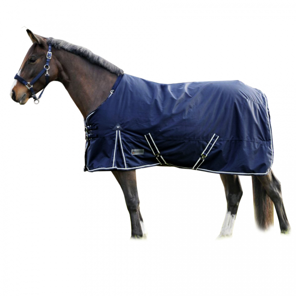 保暖防水馬衣 (藍色/135cm)