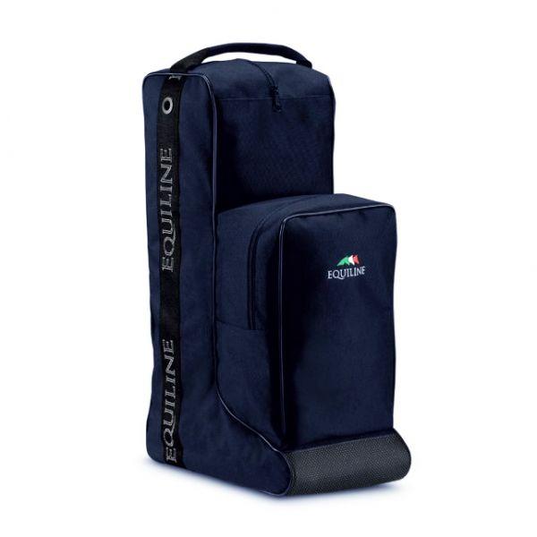 EQUILINE 二合一靴袋 (黑色/藍色)