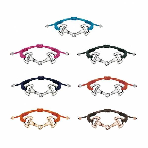 DIMACCI 可調式編織手環 (口銜造型/7色可選)