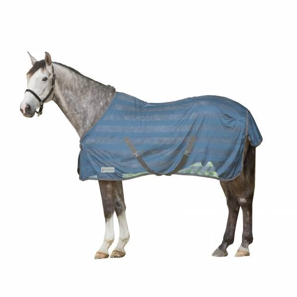 防蟲馬衣 (粉藍色/115cm)