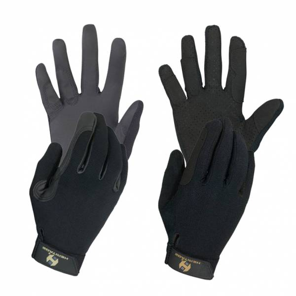 Heritage 騎馬專用手套 (2款可選/黑色)
