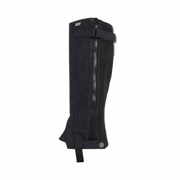 兒童仿麂皮綁腿 (黑色/尺寸S/M)